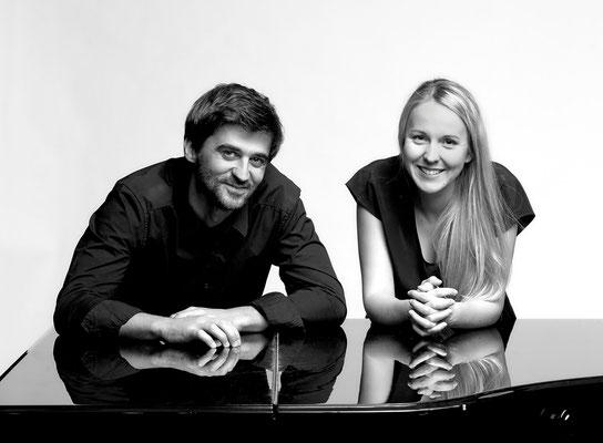 Duo avec Julia Boman, © Gregory Massat, 2014