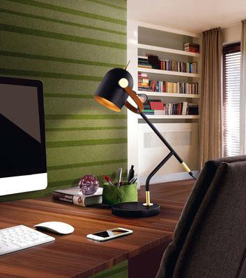 lamparas de mesa vintage