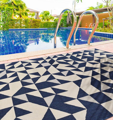 alfombra para exterior