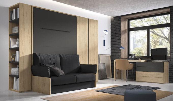cama plegable con sofa 3