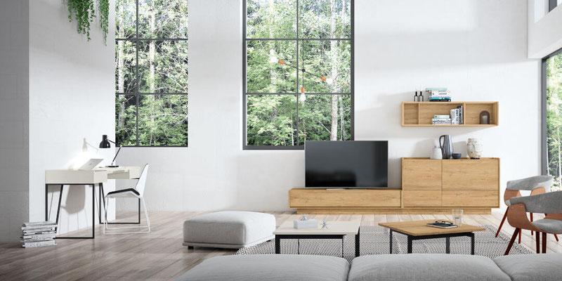 muebles comedor madera 154N