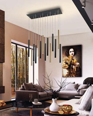lampara salon moderna