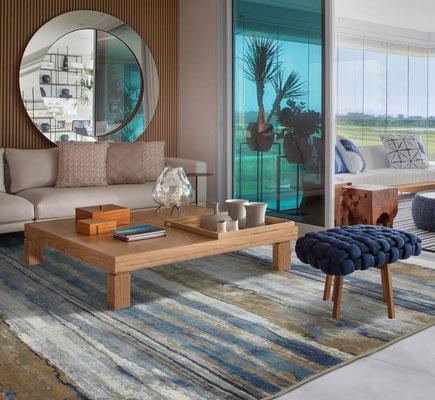 alfombra elegante