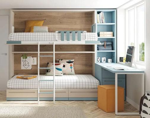 cama doble plegable 28