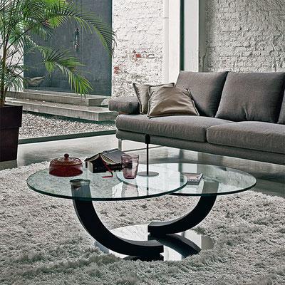mesa de centro redonda 66