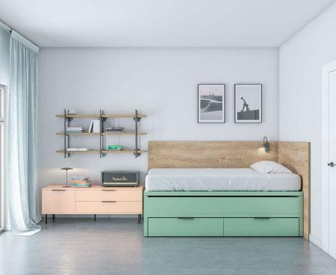 muebles juveniles 28N