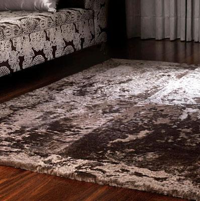 alfombras de pelo