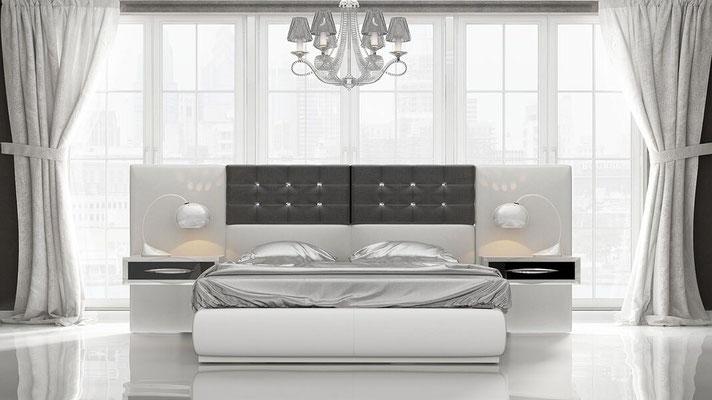 dormitorios de matrimonio completos 6