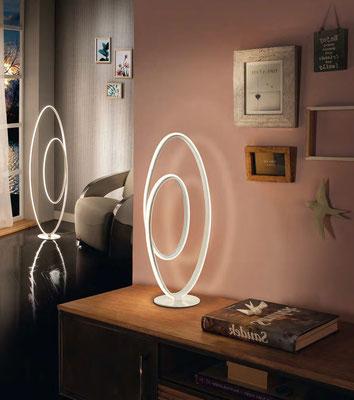 lámparas de mesa de noche modernas