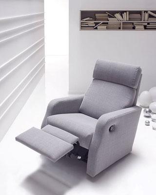 sillon reclinable 132