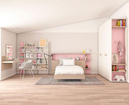 habitaciones juveniles modernas 28N
