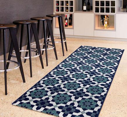 alfombras para cocina, alfombra pasillo