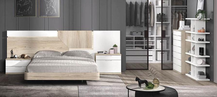 dormitorios con vestidor 3N