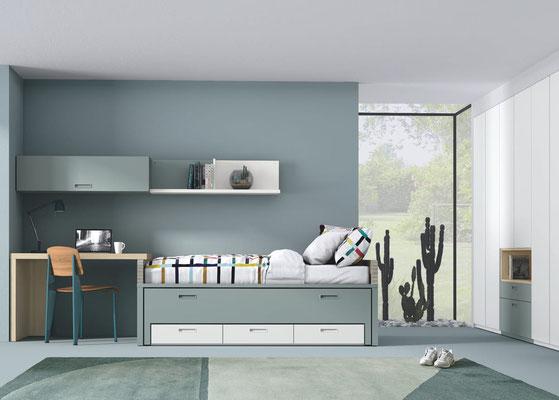 cama compacta 64N