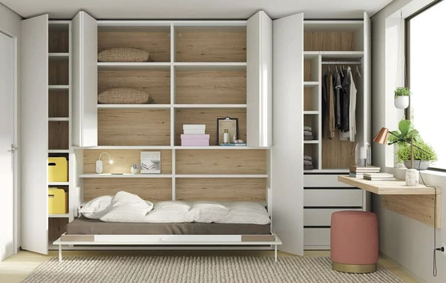 mueble cama plegable 28