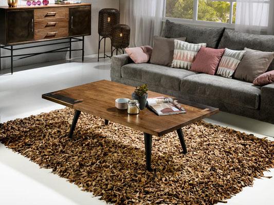 mesa de centro de madera 43