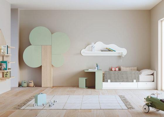 habitacion infantil 64N