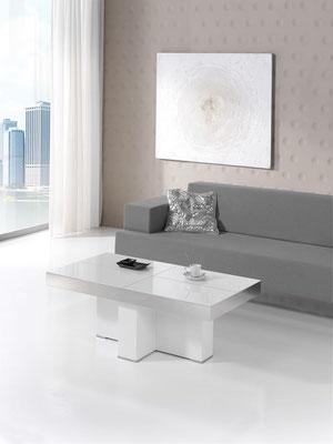 mesa elevable blanca 7