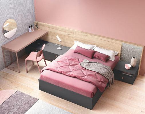 habitaciones para chica adolescente 64N