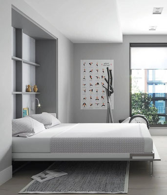 habitaciones con camas abatibles 28