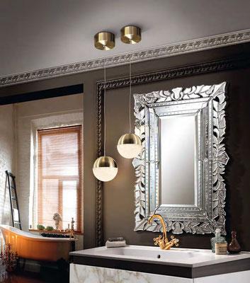 lamparas para baño