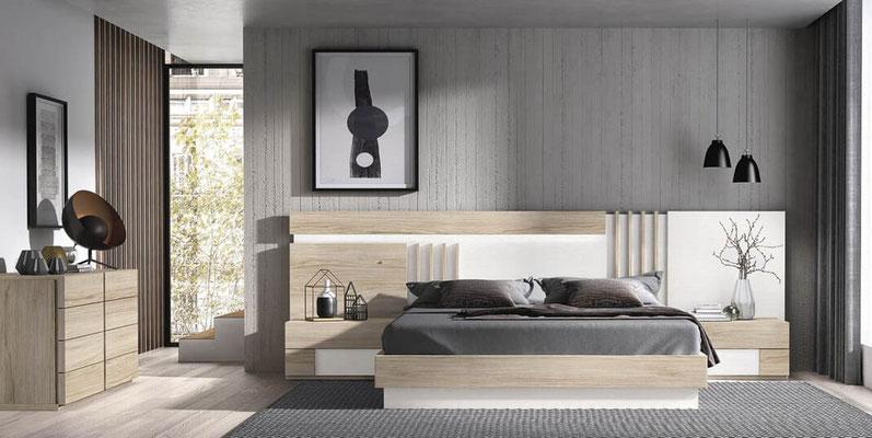 dormitorios de matrimonio modernos 3N