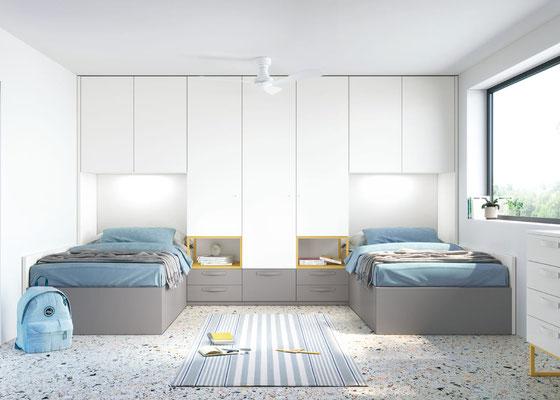 muebles juveniles 64N