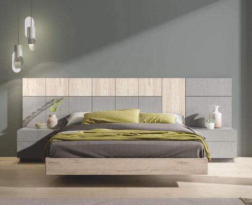 dormitorios matrimonio modernos con armario 15N