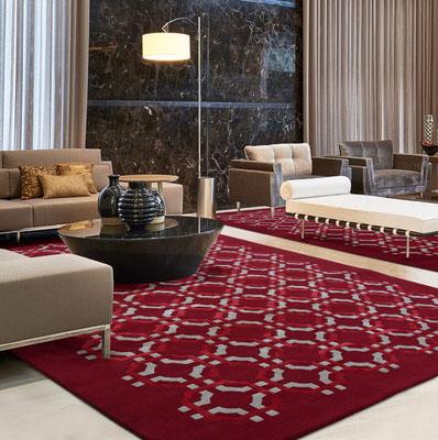 alfombras vintage