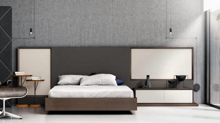 tienda-dormitorio-moderno-cama-colchon-cabezal-mesita-noche-tienda-barcelona-hospitalet 113