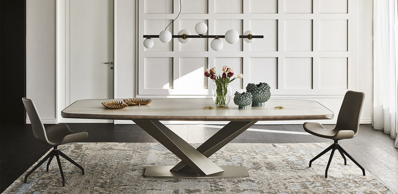 mesas de comedor modernas 66
