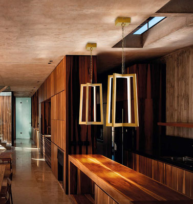 lámparas de techo para salón y comedor