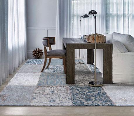 alfombra cuadrada