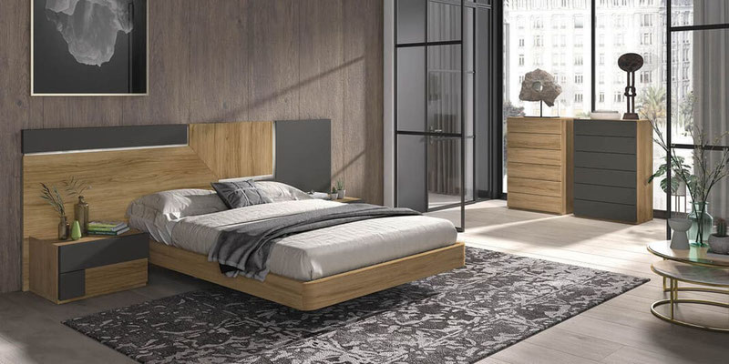 dormitorios de matrimonio 3N