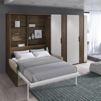 cama con sofa abatible 3