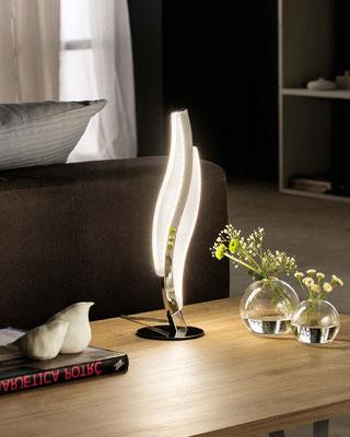 lamparas de mesa de noche vintage