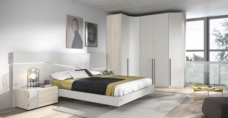 dormitorios de matrimonio completos 3N
