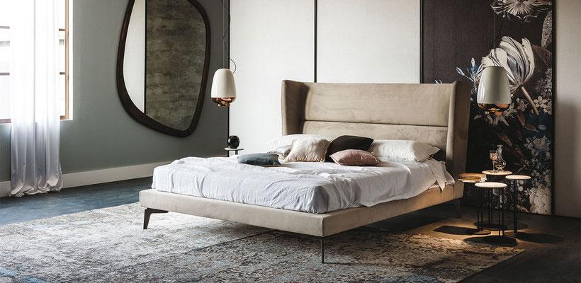 dormitorios de matrimonio de diseño italiano 66