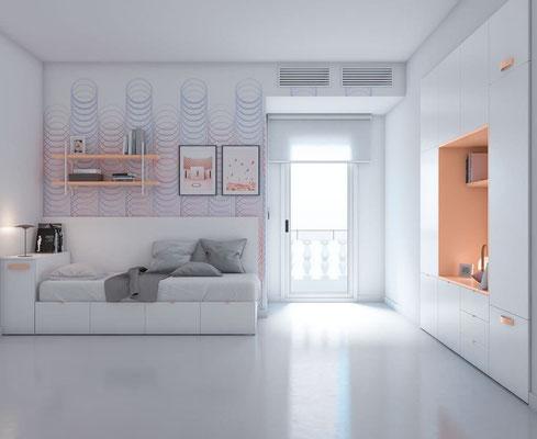 habitaciones de adolescentes 28N