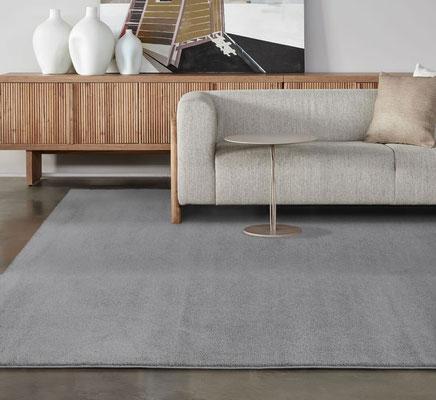 alfombras gris