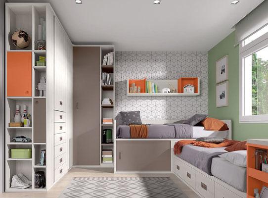 habitaciones juvenile 3