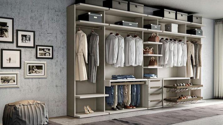 armarios abiertos vestidor 113