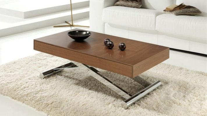 mesa de centro elevable y extensible 7