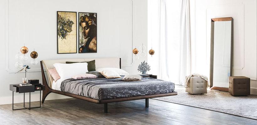 dormitorio-cama-colchon-cabezal-mesita-noche-barcelona-hospitalet 66