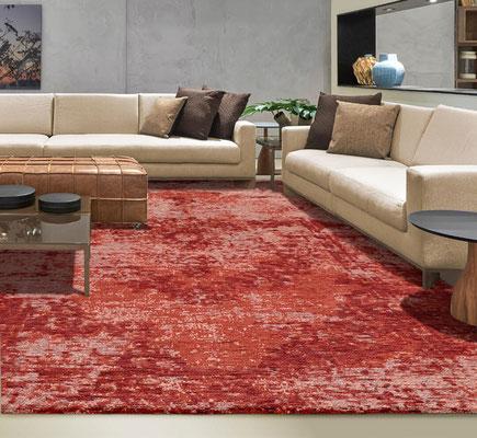 alfombras rojas