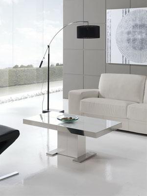 mesas de centro blancas 7