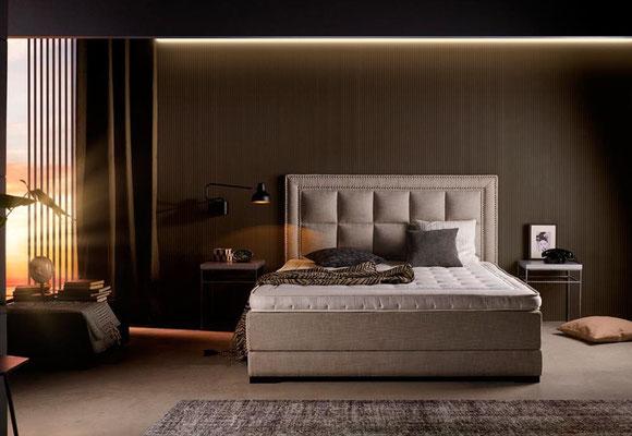 dormitorios matrimonio modernos con canapé 9N