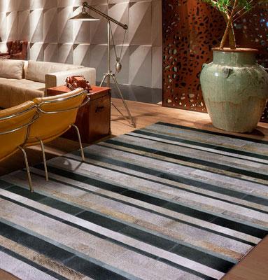 alfombra algodon