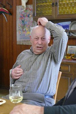 Hilfe die Schweizer gewinnen jedes Jahr, Ulrich Heinze 88 Jahre !