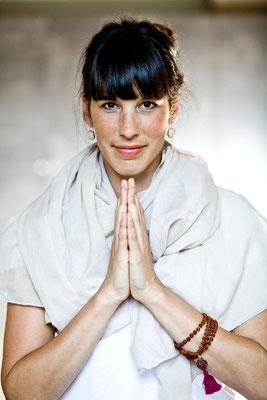 Marie |Yoga Teacher | Zurich 2015